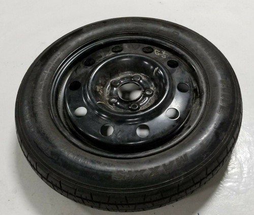 2007 - 2014 Ford Edge Lincoln MKX COMPACT SPARE TIRE WHEEL RIM T165/80 D17
