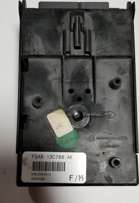 1995 Grand Marquis Lighting Control Module F5AB-13C788-AE