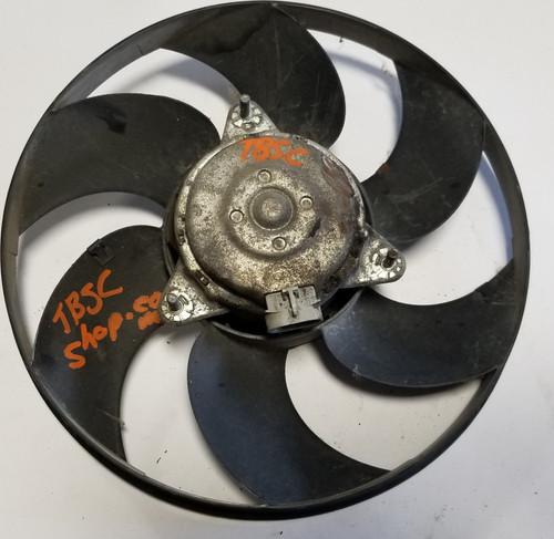 98 99 00 01 02 03 Jaguar XJ8 XJ6 XJR VDP Radiator Cooling Fan Motor Assembly with Blade