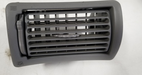 1994 to 2004 Ford Mustang Outer Interior Dash Vent Gray LH Driver Side