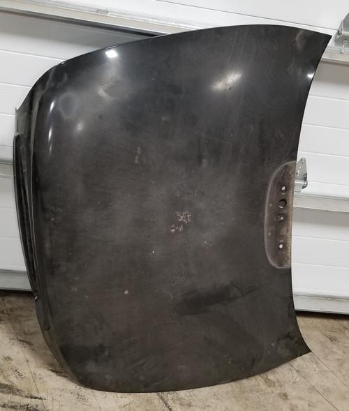 1997 to 2006 Jaguar XK8 XKR Trunk Boot Deck Lid Black
