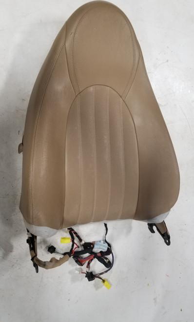 1997 1998 1999 Jaguar XK8 XKR RH Right Passenger Seat Base Back Tan