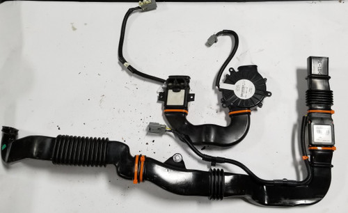 2003 2004 2005 2006 LINCOLN LS LH Front Seat Cooling Assembly