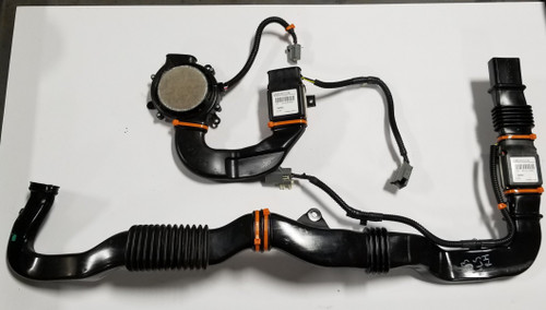 2003 2004 2005 2006 LINCOLN LS RH Front Seat Cooling Assembly