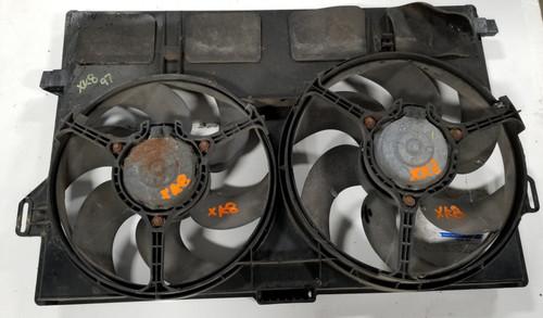 1997 to 1999 Jaguar XK8 Radiator Cooling Fan Assembly MJB4207AB