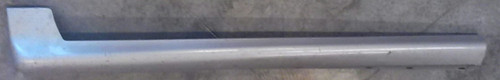 Side Skirt - Driver Side - Large - Titanium - 1989 - 1997 Thunderbird and Cougar - WWW.TBSCSHOP.COM