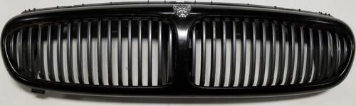 2002-2008 Jaguar X-type Type X OEM Front hood Grill Grille Assembly Black