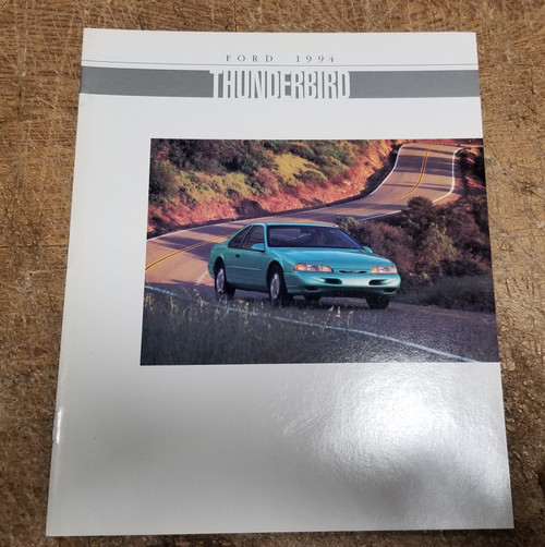 1994 Thunderbird Sales Brochure