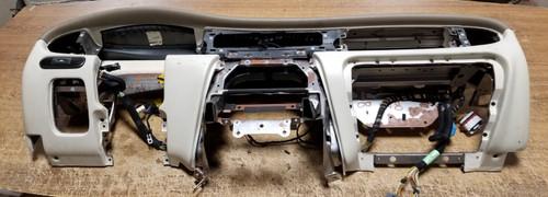 1998 99 2000 01 02 2003 Jaguar XJR VDP DASH PANEL DASHBOARD AES Sable Ivory