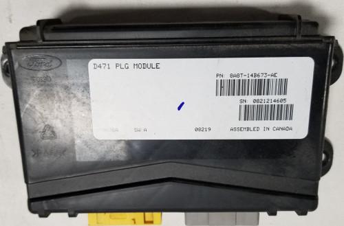 2009 2010 Flex Rear Power Hatch Tail Gate Trunk Module 8A8T14B673AE