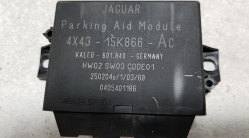 2004 2005 2006 2007 2008 Jaguar X-Type Rear Parking Assist Module 4X43-15K866-AC OEM