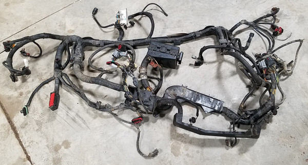 1993 Lincoln Mark VIII Main Engine Bay Harness with Fuse Box 4.6L DOHC