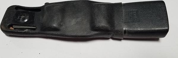1993-1998 Lincoln Mark VIII Black Seat Belt Clip RH Passenger Side