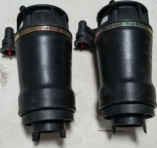 New Rear Air Bag Suspension Spring Assembly 03-06 Navigator Expedition Set of 2