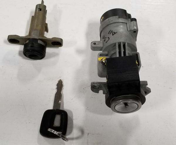 2000 2001 2002 2003 2004 2005 2006 LINCOLN LS Key Lock Ignition Trunk Set