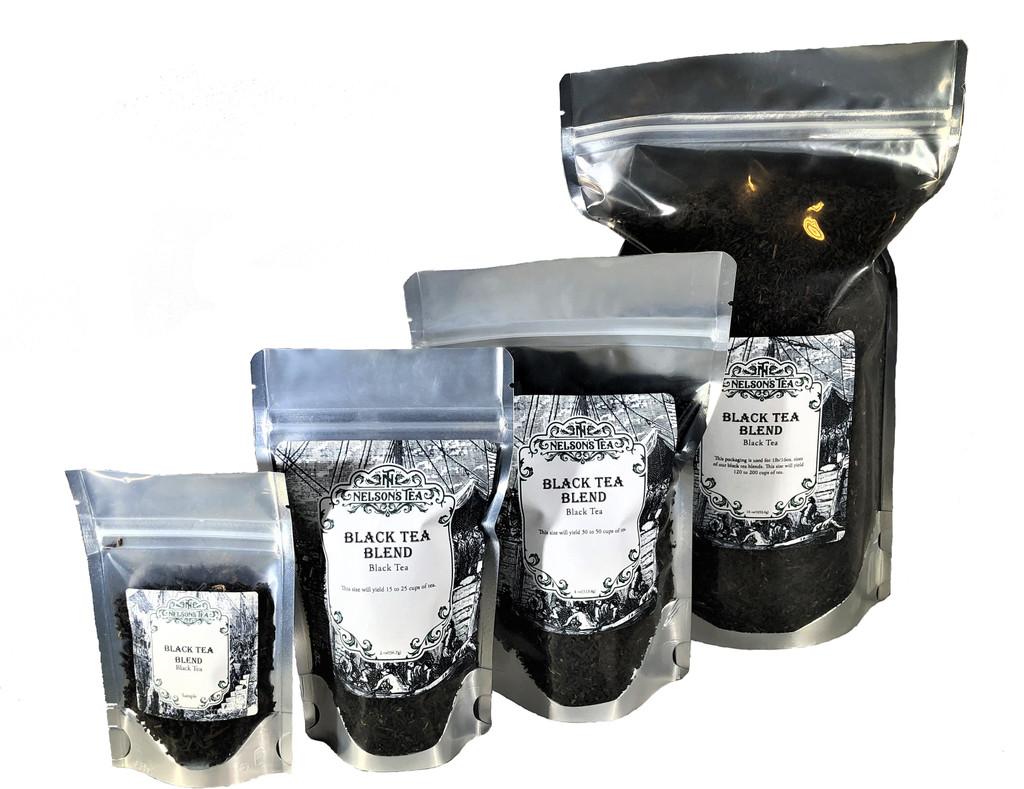 Blackberry fruit loose leaf tea