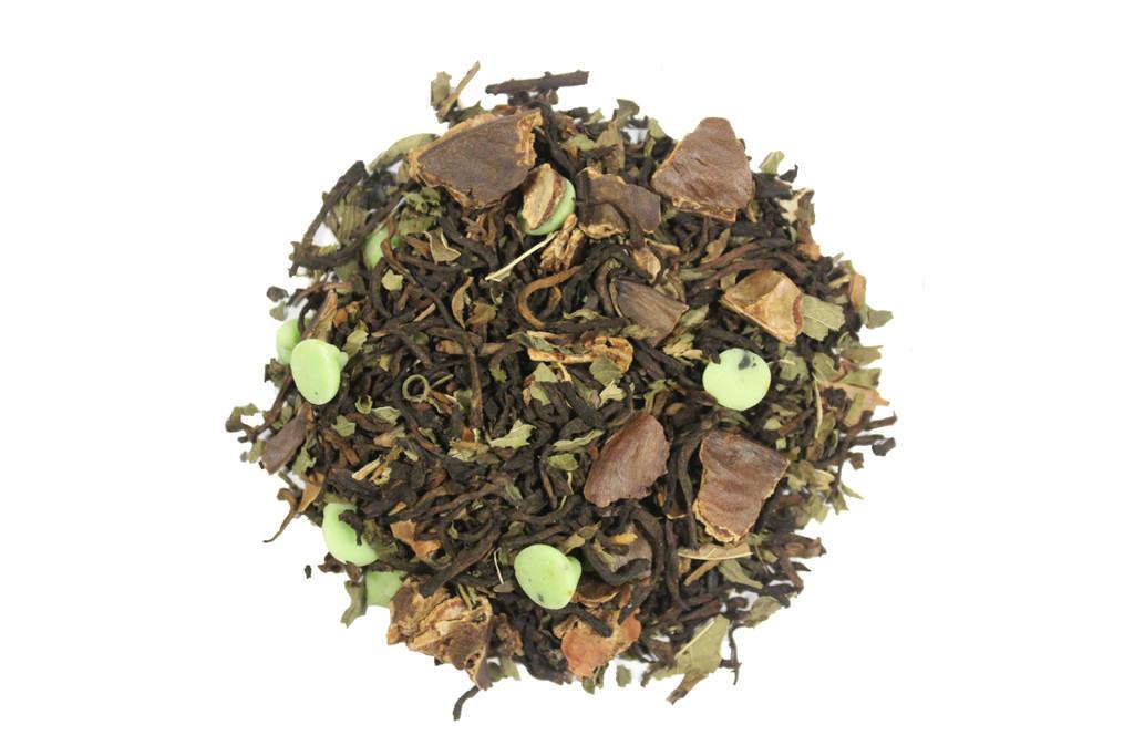 Mint Chocolate Chip Loose Leaf Tea