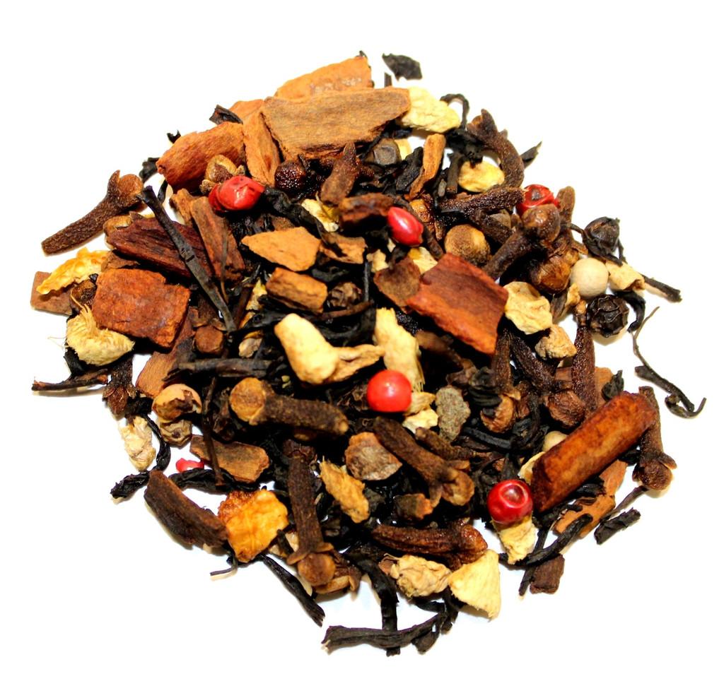 Spiced Chai loose leaf tea