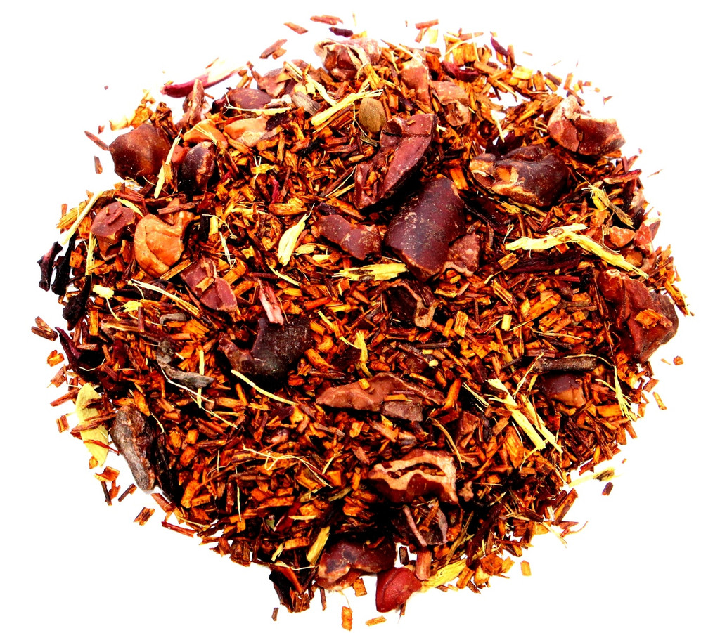 Chocolate super berry tea