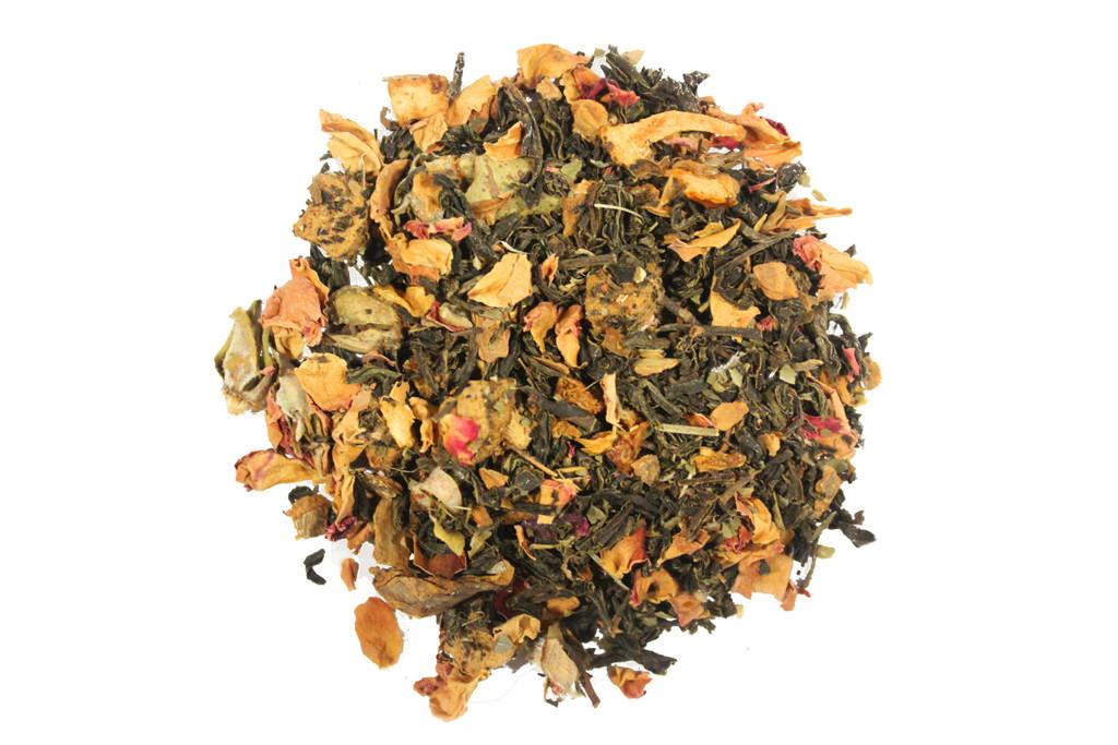 Spiced fruit loose leaf tea