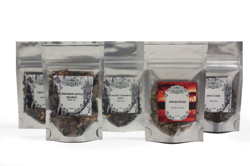 Spiced tea sampler