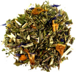 Lavender Orange herbal loose leaf tea