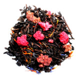 Raspberry Earl Grey loose leaf tea