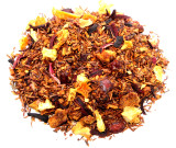 Cranberry orange vanilla rooibos loose leaf tea