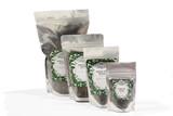 Sencha green tea, almond slices, loose leaf tea, almond flavored
