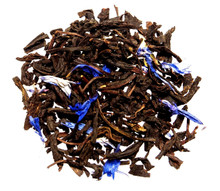 Nelson's Tea Earl Grey Loose Leaf (Looseleaf) Tea  (Black tea, cornflower petals, bergamot flavor)