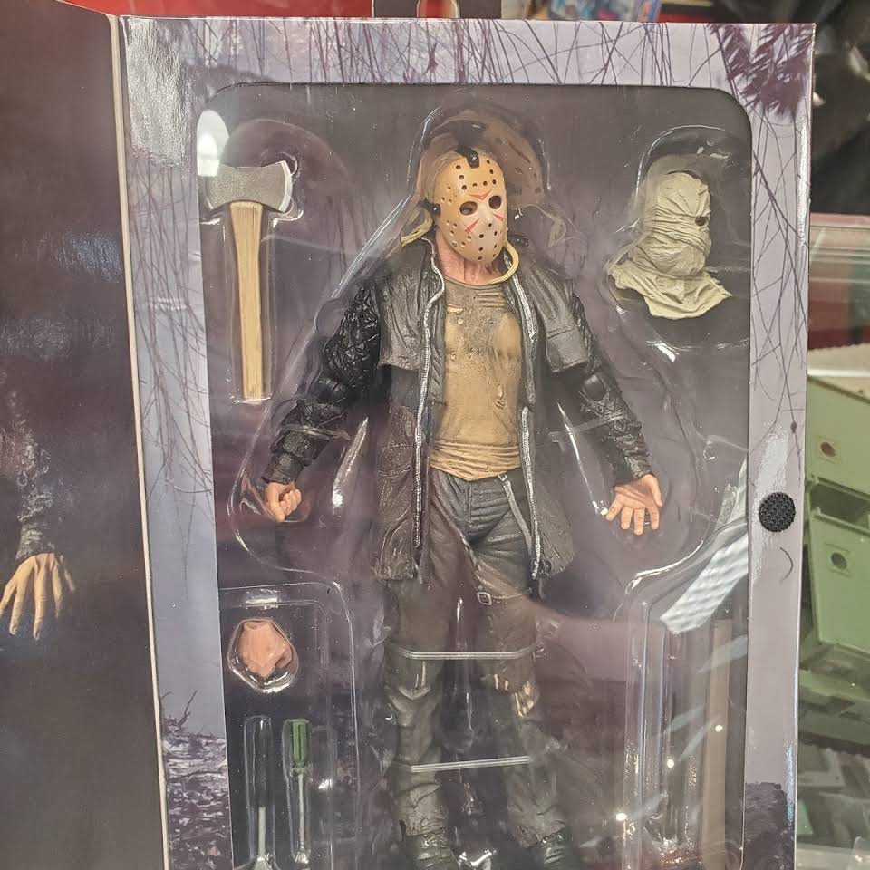 Jason Horror Figurines Collectables