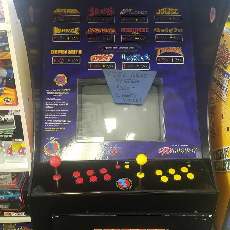 Midway Classic Arcade Machine