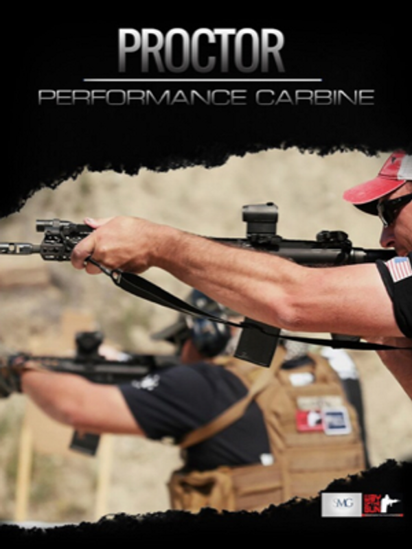 PROCTOR PERFORMANCE CARBINE DVD