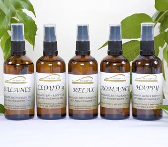 Massage Bath & Body Oil 100ml