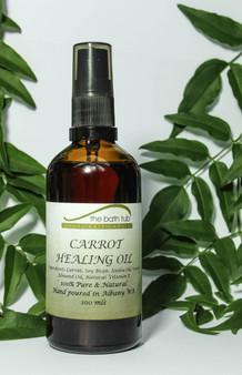Carrot Healing Oil