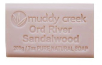 Ord River Sandalwood Soap 200g