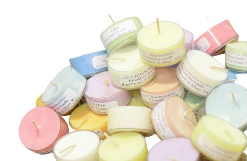Soy wax Tea light candles