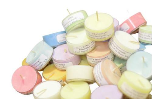 Soy wax Tea light candles