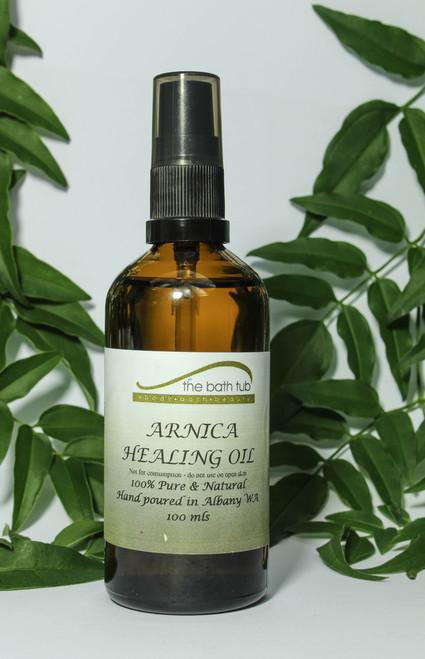 Arnica Healing Oil