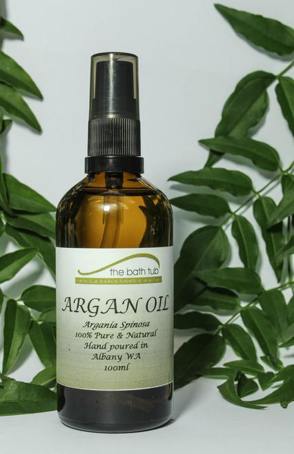 Argan Virgin Oil