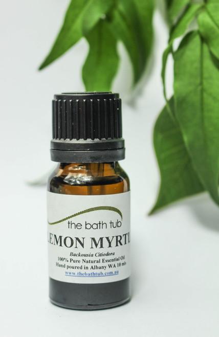 Lemon myrtle essential oil