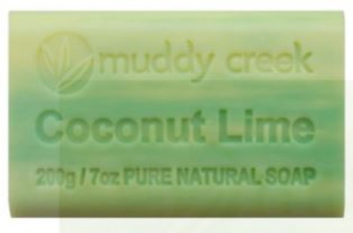 Coconut & Lime 200g