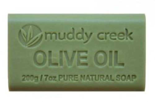 Olive Oil Soap Bar 200g