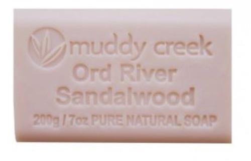 Ord River Sandalwood Soap Bar 200g