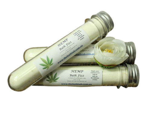 Hemp Bath Fizz
