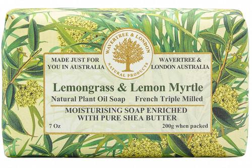 Lemongrass & Lemon Myrtle