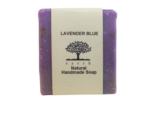 Natural Soap Lavender Blue 100g