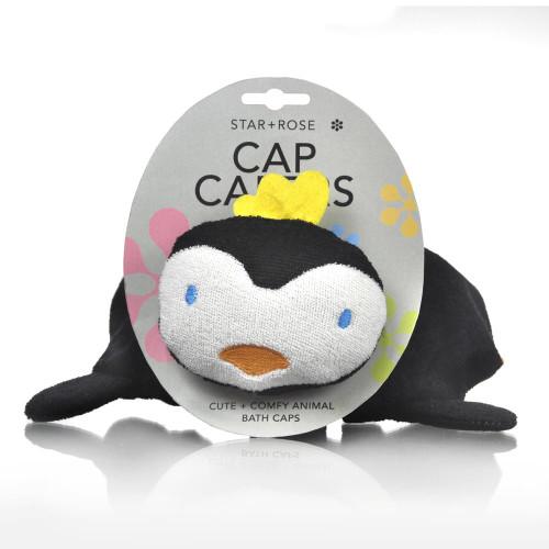 Penguin Shower Cap