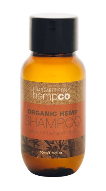 Organic Hemp Shampoo 50ml