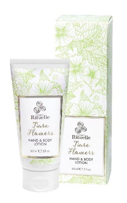 Tiare Flowers Hand & Body Cream 60ml